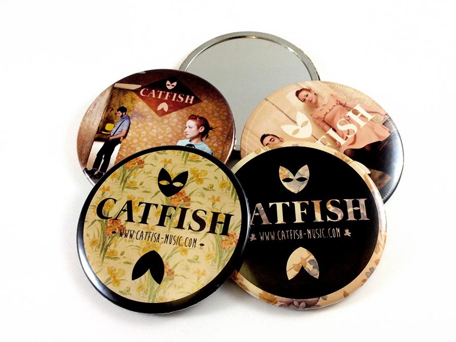 Miroirs de sac Catfish