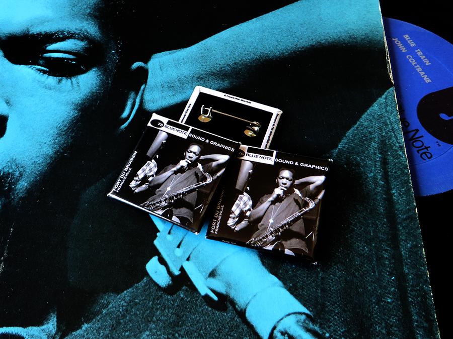 badge du jour exposition blue note le blog de modern city nos badges magnets. Black Bedroom Furniture Sets. Home Design Ideas