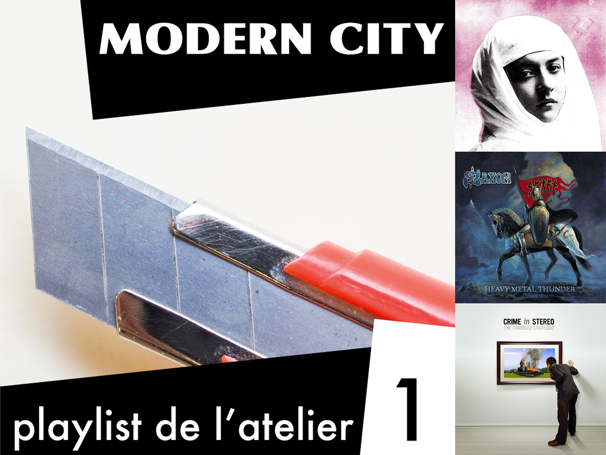Modern City - Playlist n°1