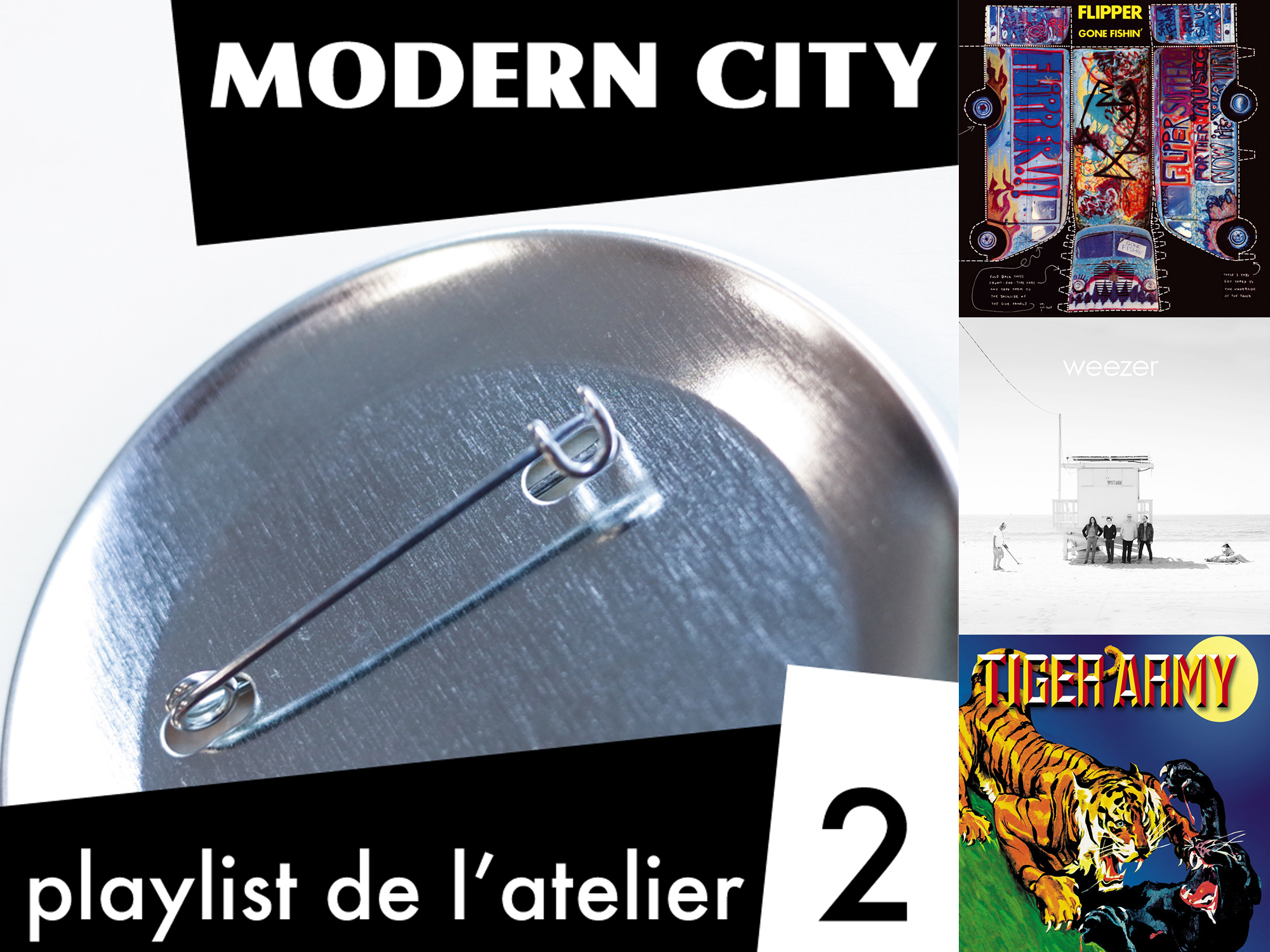 Modern City - Playlist n°2