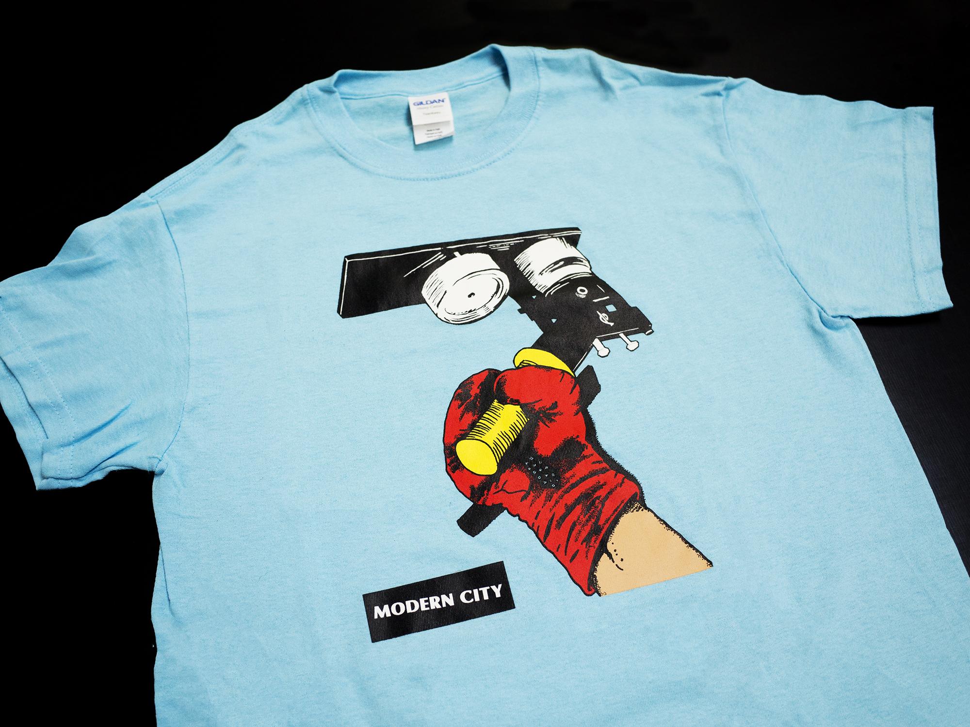 T-shirt Modern City