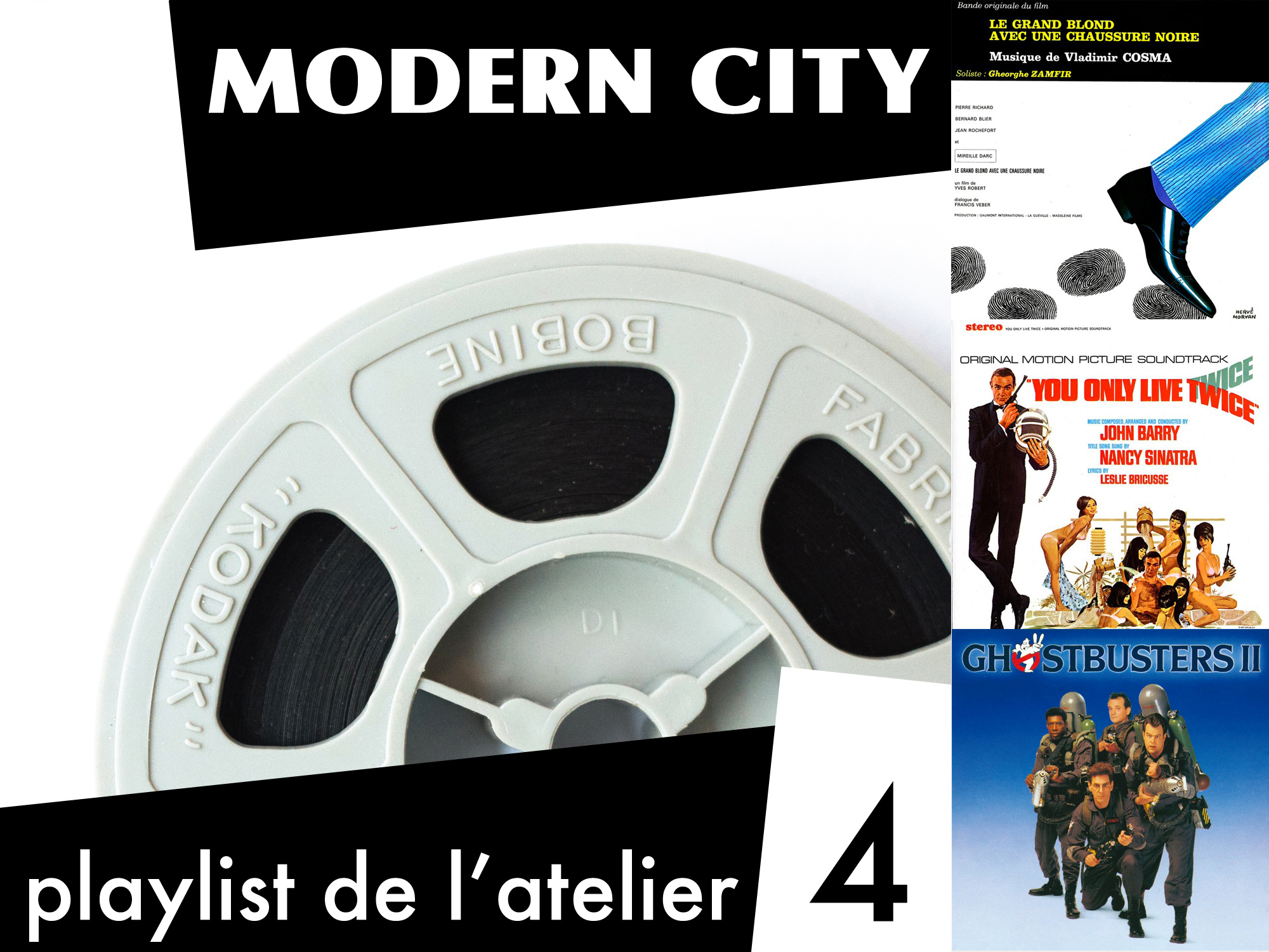 Modern City - Playlist n°4