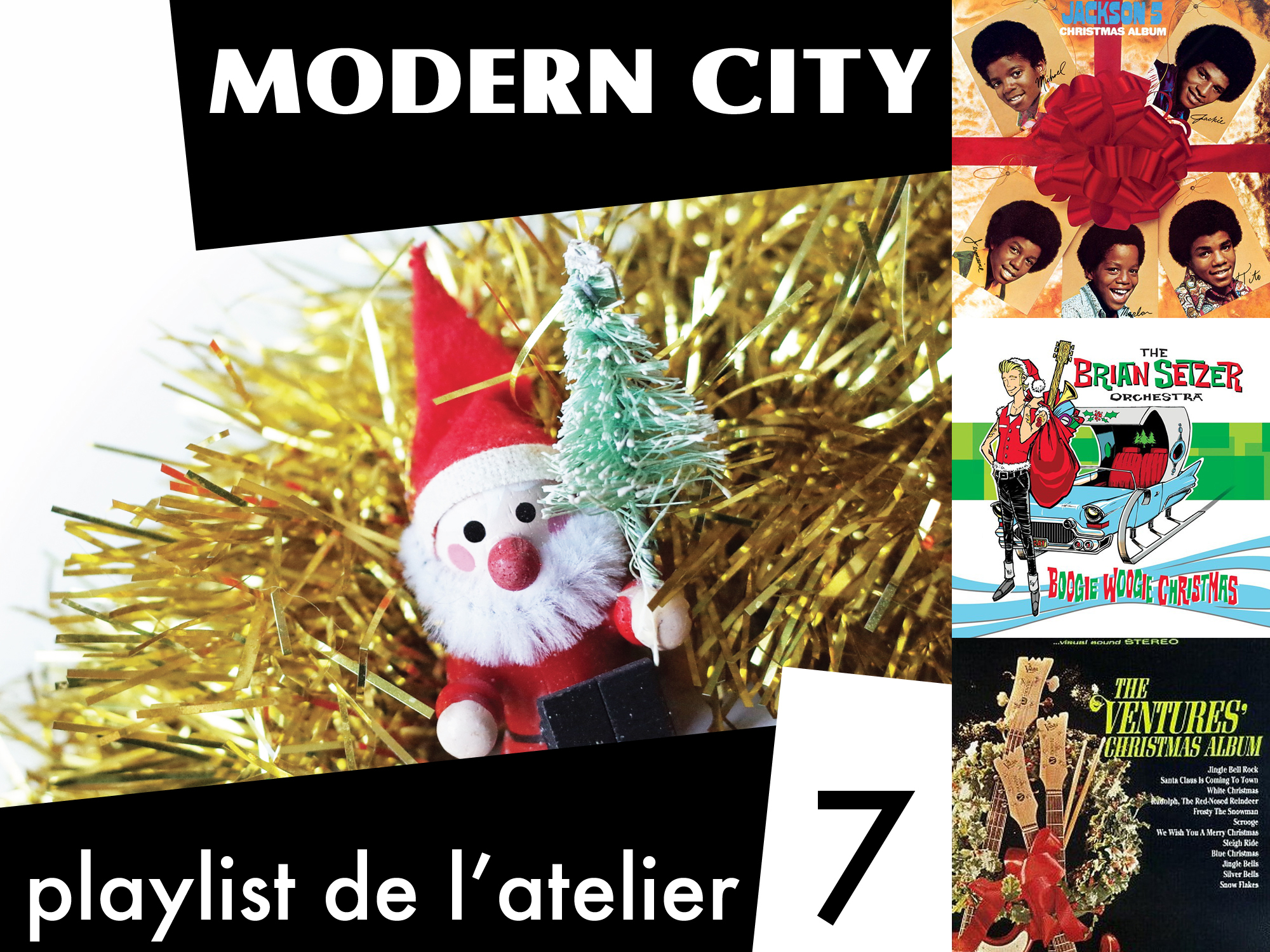 Modern City - Playlist n°7 de Noël