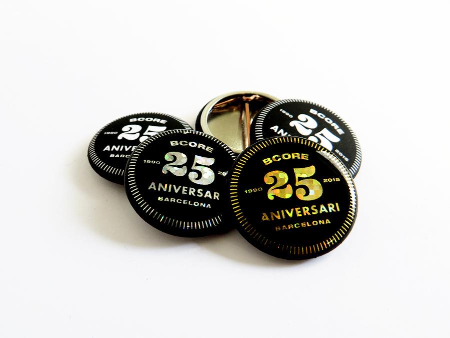 Badges BCore