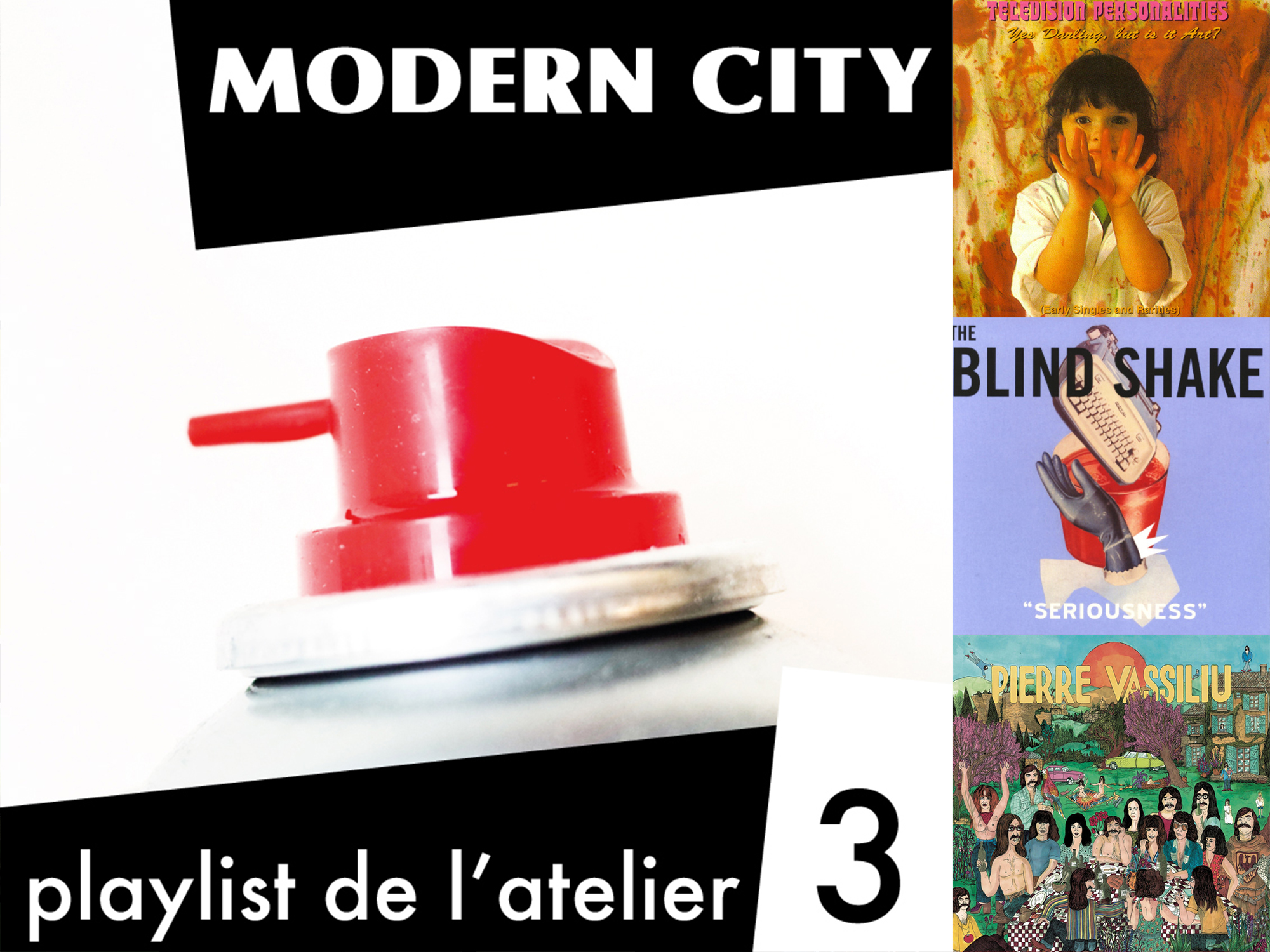 Modern City - Playlist n°3